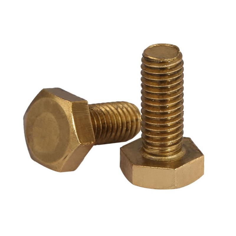 黄铜外六角螺丝 (1)