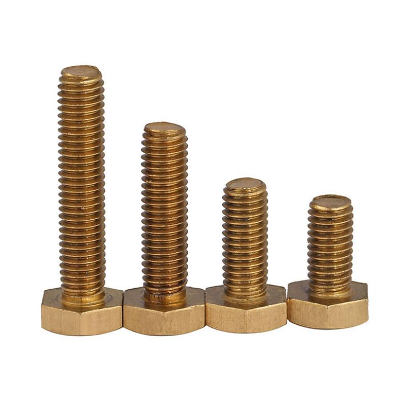 黄铜外六角螺丝 (3)