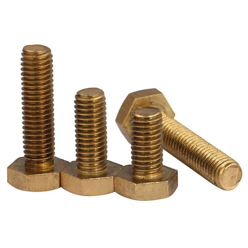 黄铜外六角螺丝 (4)