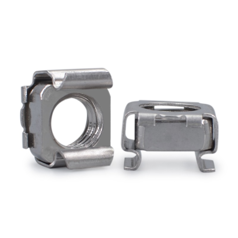 M4-M10 304 Stainless Steel Cage Nuts