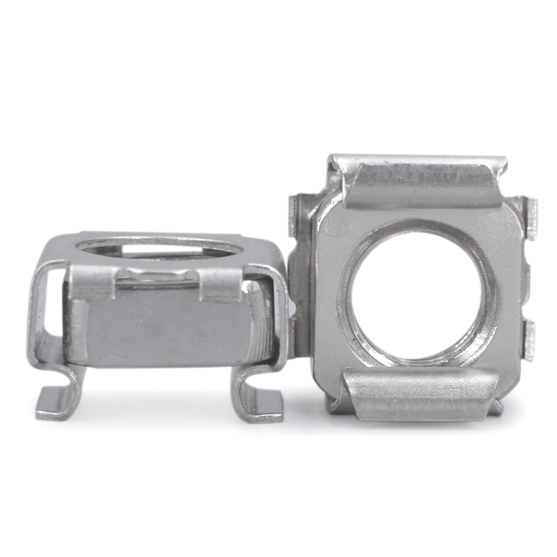M4-M8 201 Stainless Steel Cage Nuts