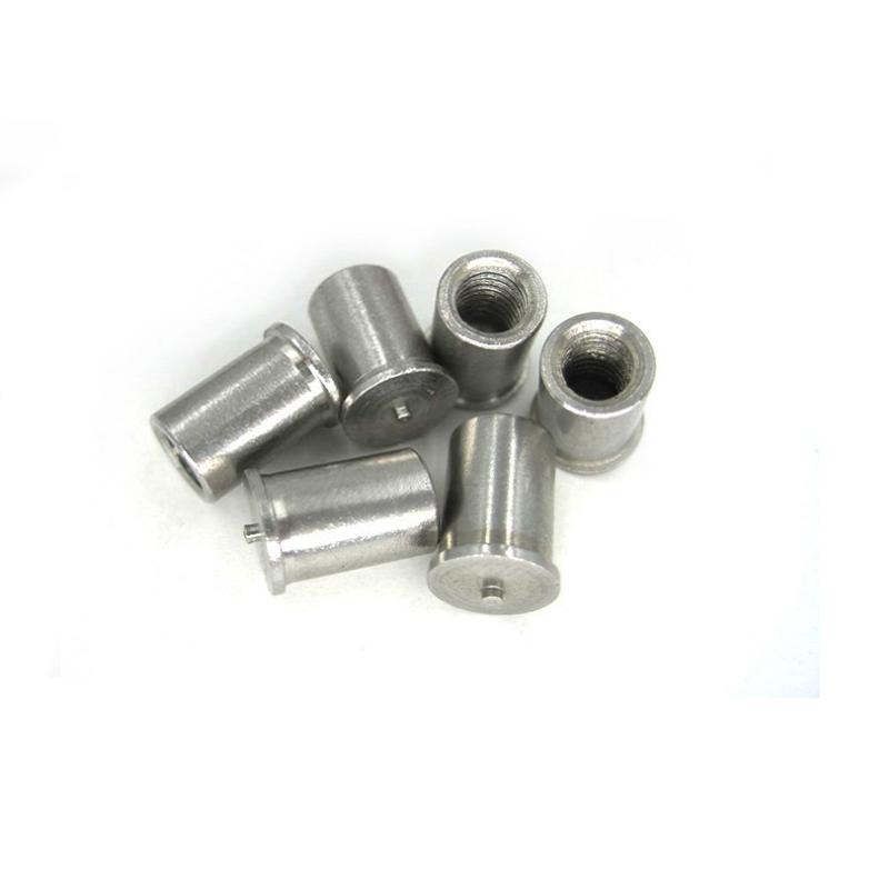 M4 304 Stainless Steel Weld Standoffs