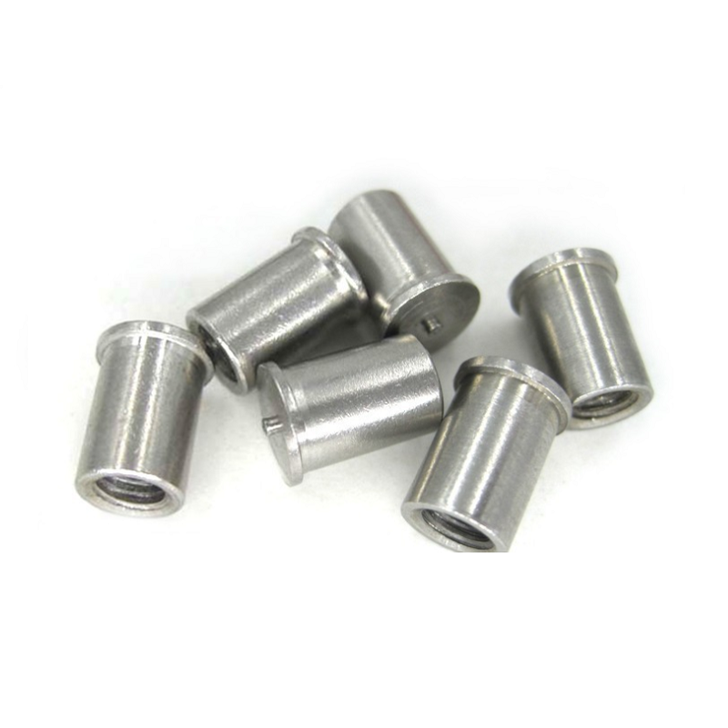 不锈钢焊接螺母柱 (2)