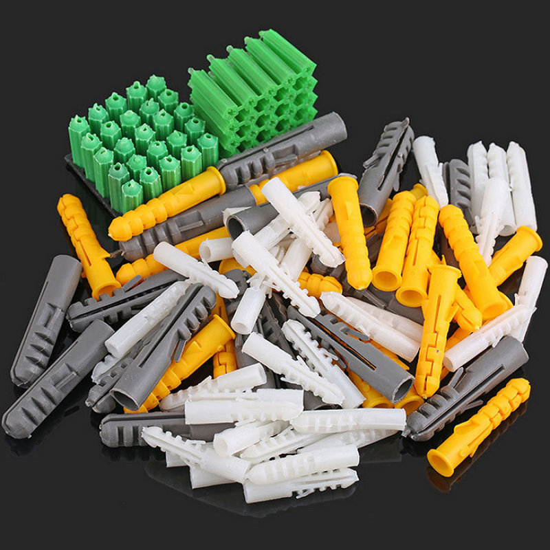 M6 Twist-Resistant Plastic Anchors