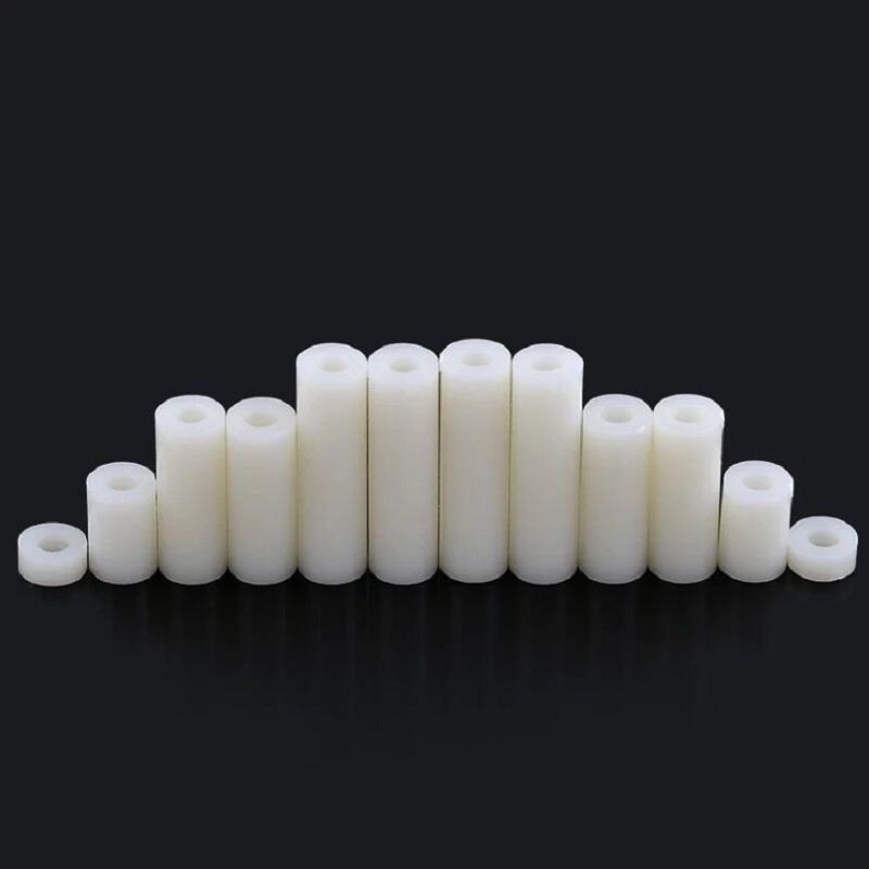 尼龙无螺纹隔离柱 (2)