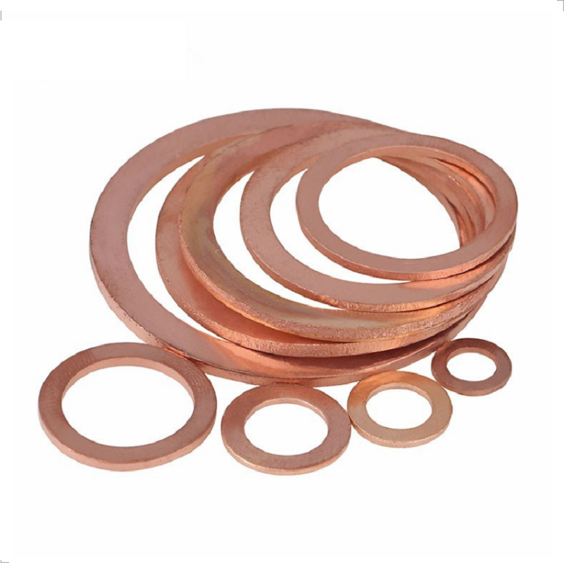 M5-M48 Copper General Purpose Washers