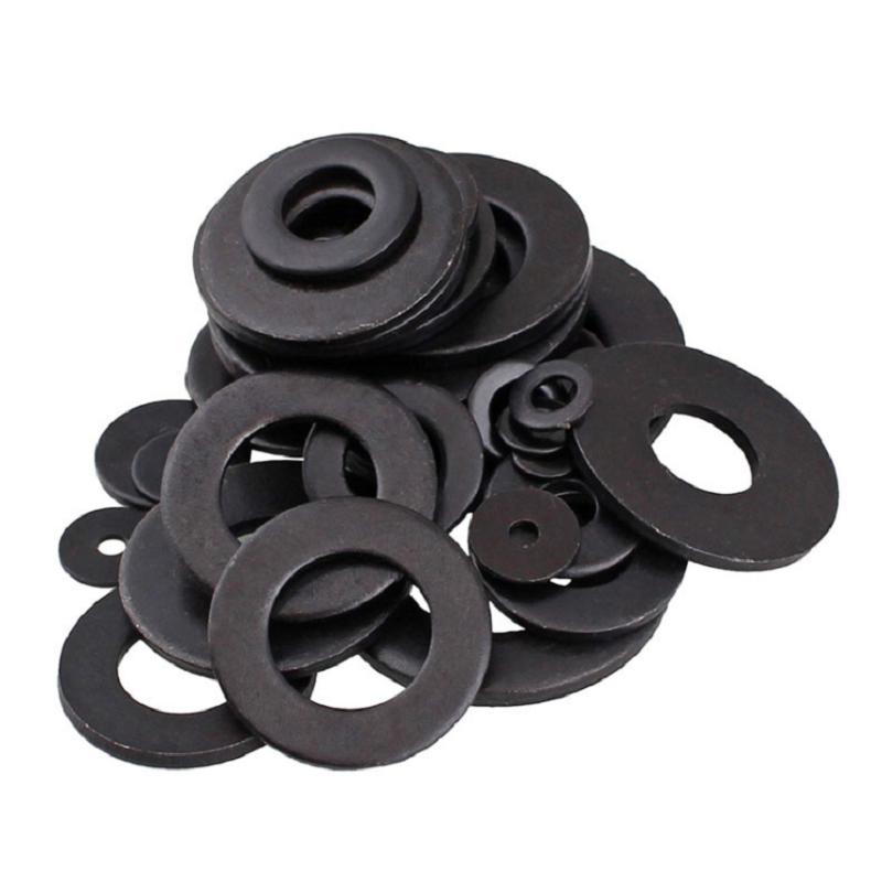 M2-M20 Black Nylon Washers