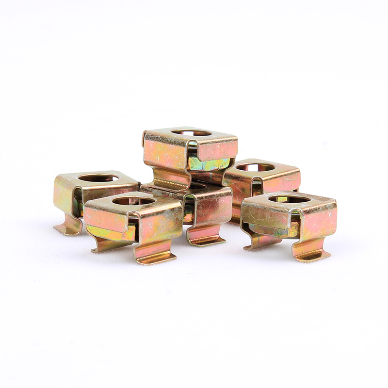 M4-M10 Zinc Plated Cage Nuts