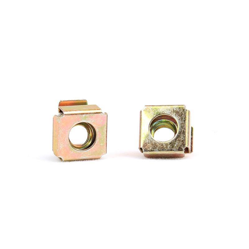 彩锌卡式螺母 (3)