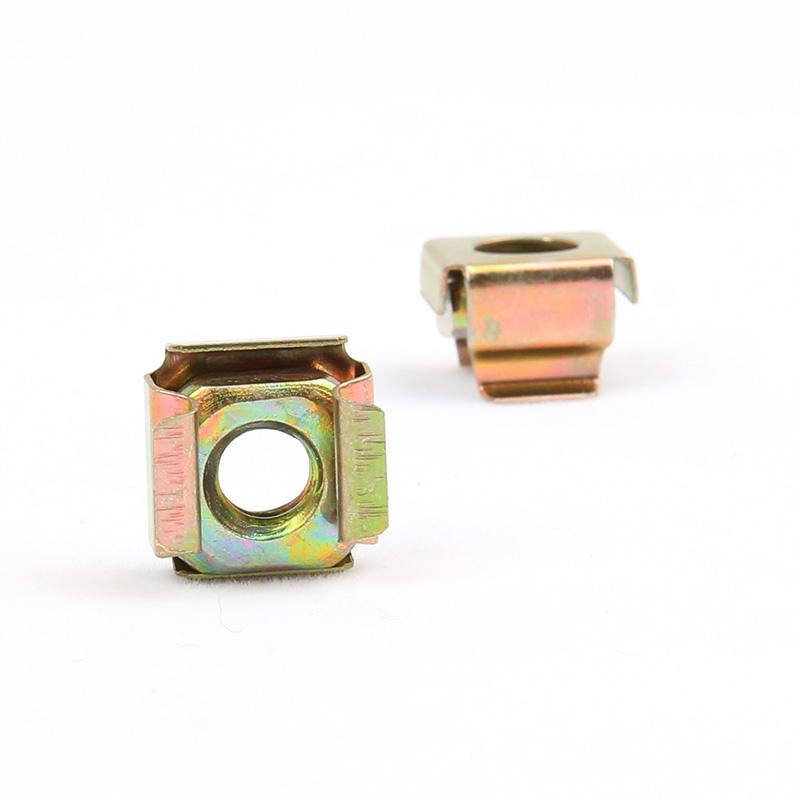 彩锌卡式螺母 (5)