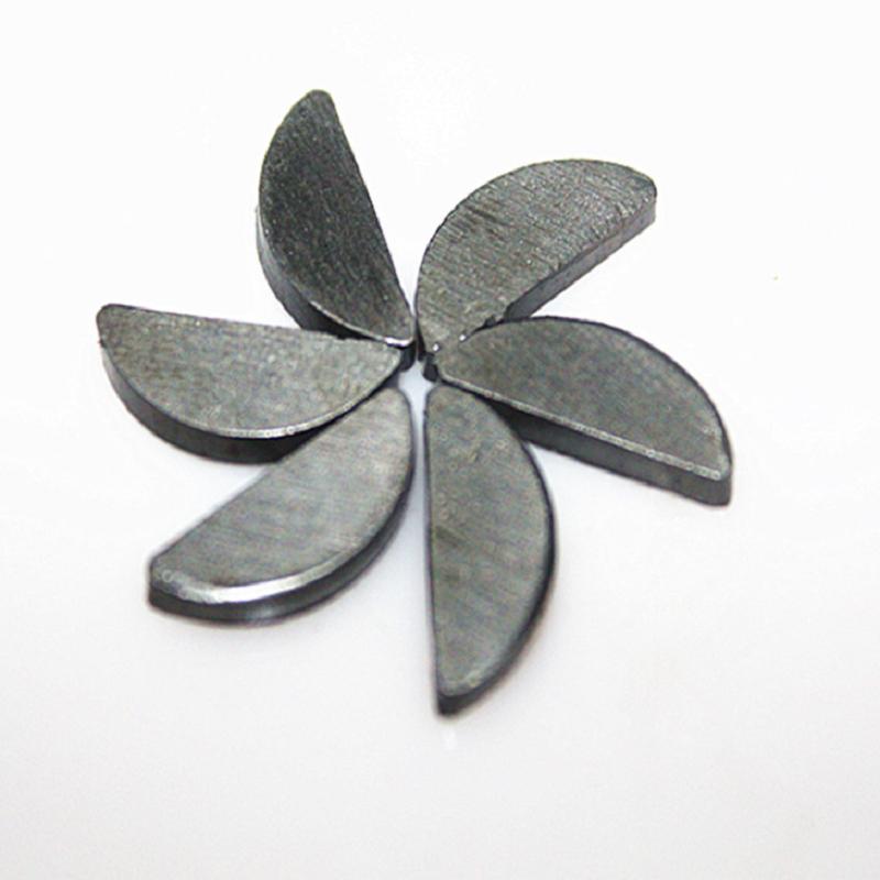 碳钢半圆键 (2)