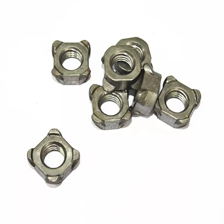 碳钢四方焊接螺母 (3)