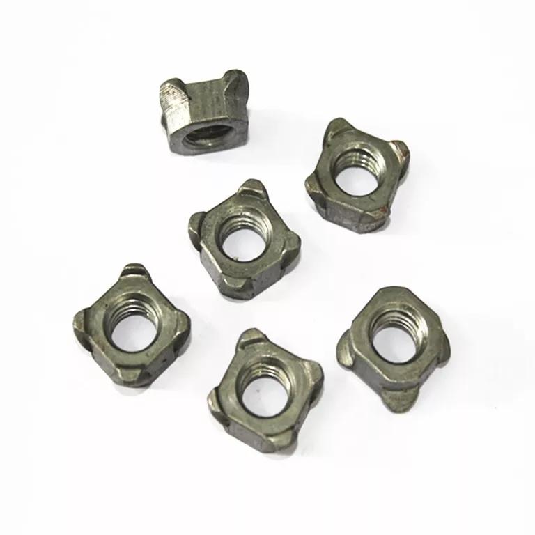 碳钢四方焊接螺母 (4)