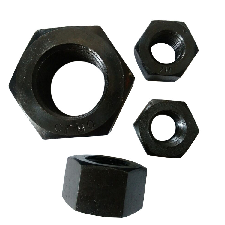 M2-M30 Grade 8.8 Alloy Steel Hex Nuts