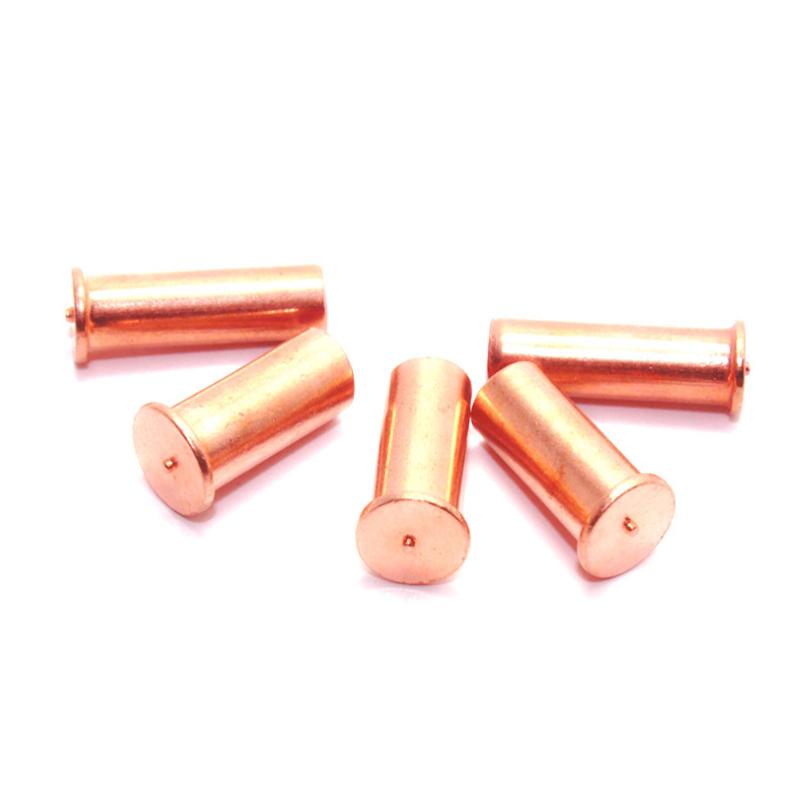 紫铜焊接螺母柱 (2)
