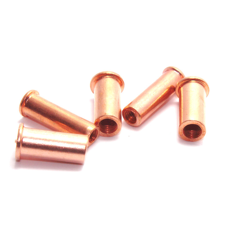 紫铜焊接螺母柱 (3)