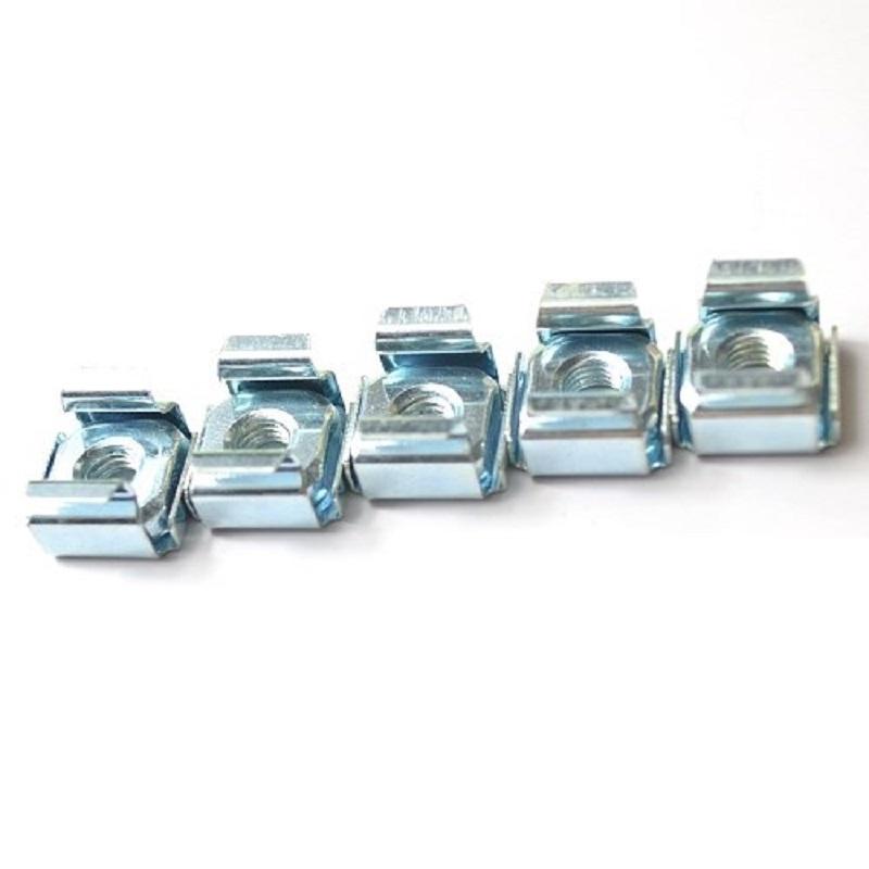 蓝白锌卡式螺母 (1)