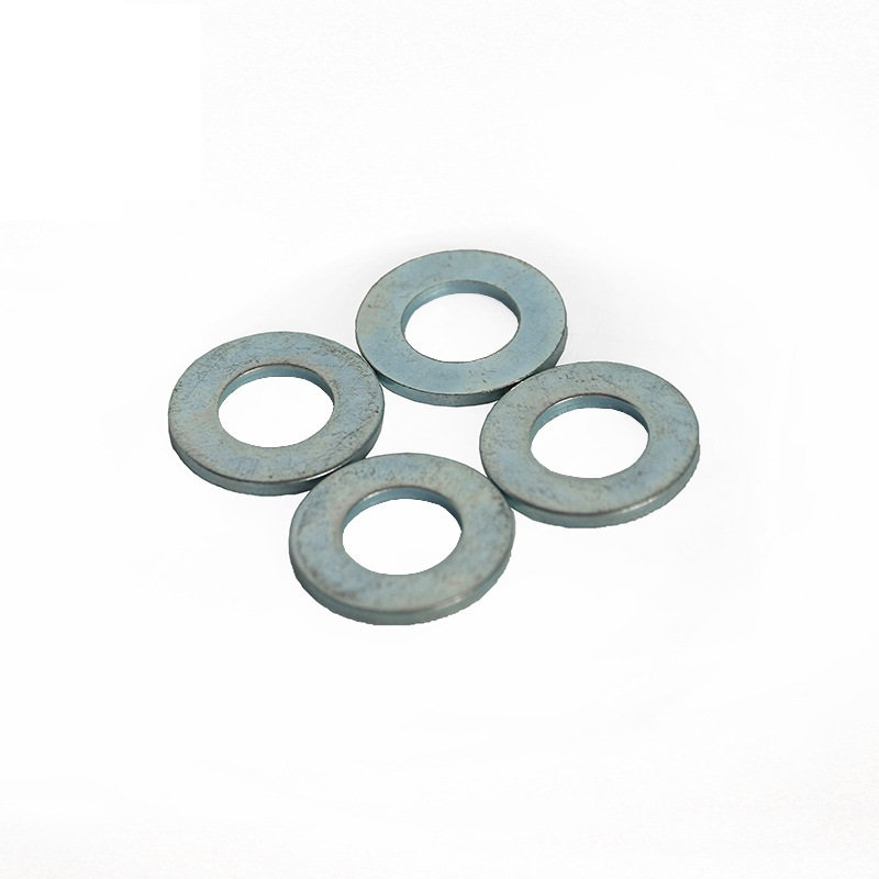 M3-M30 Blue White Zinc Plated General Purpose Washers
