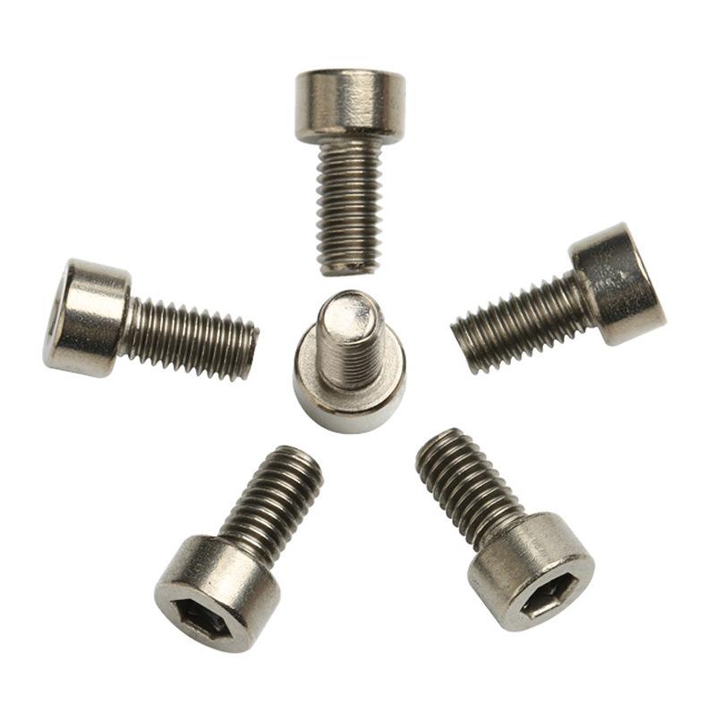 M12 Titanium Socket Head Screws