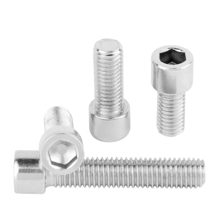 M10 Aluminum Socket Head Screws
