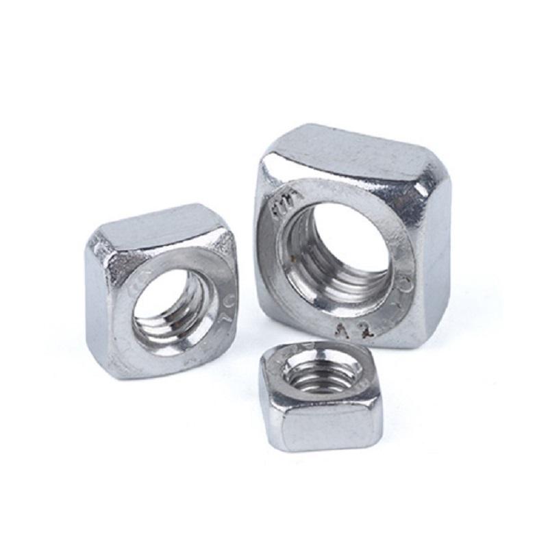 镀锌四方螺母 (2)