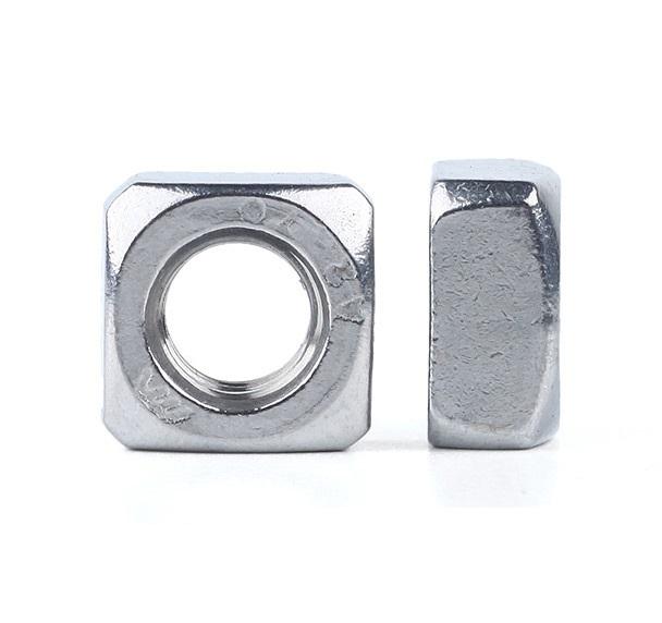镀锌四方螺母 (3)