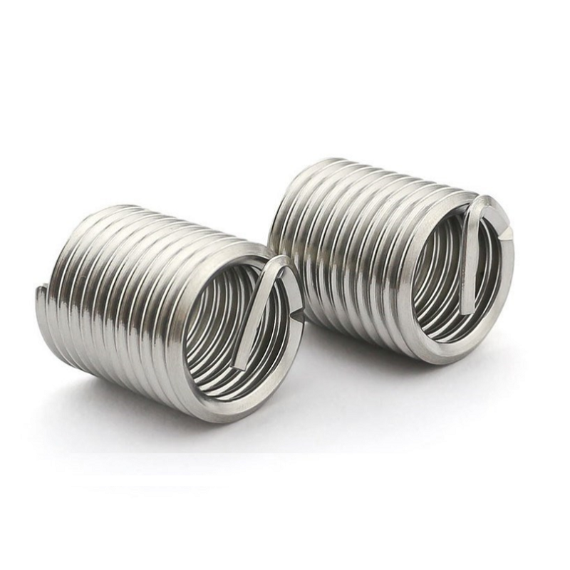 M16 304 Stainless Steel Helical Inserts