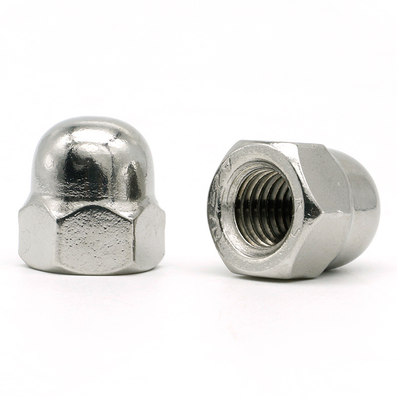 M4-M12 201 Stainless Steel Cap Nuts