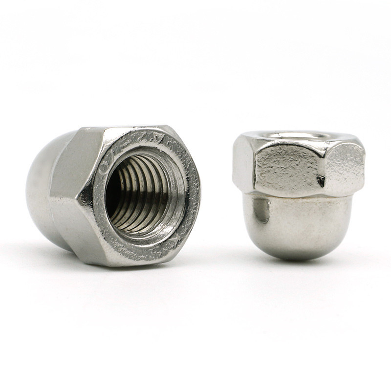 M4-M12 316 Stainless Steel Cap Nuts