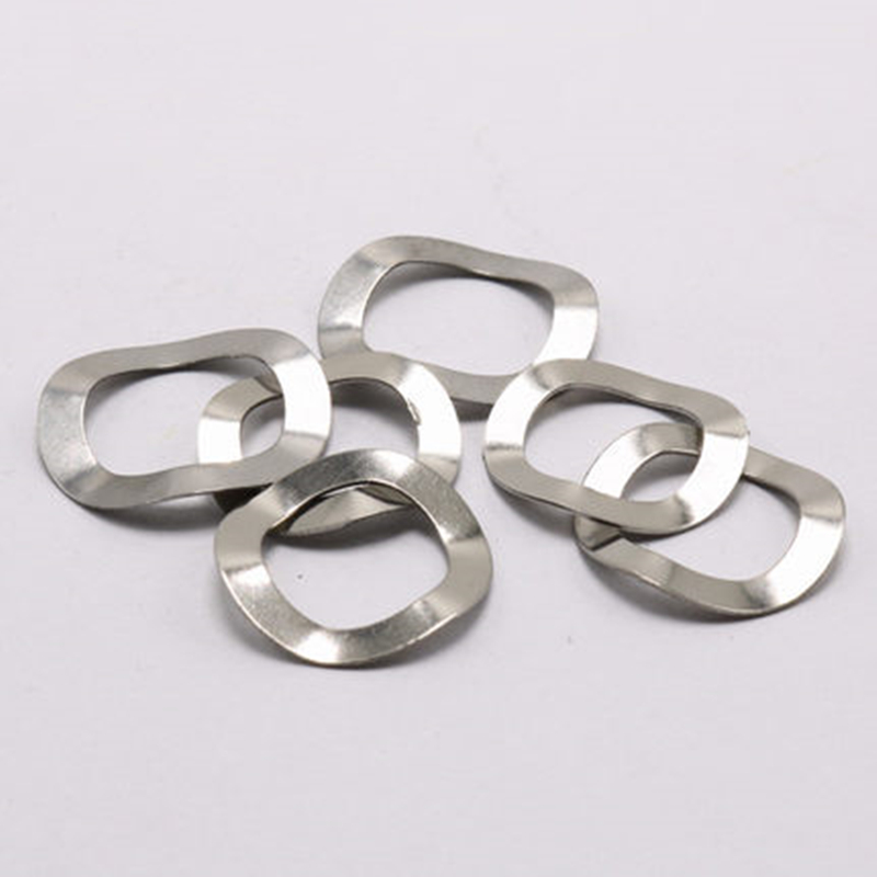 M3-M41 304 Stainless Steel Triple-Wave Washers