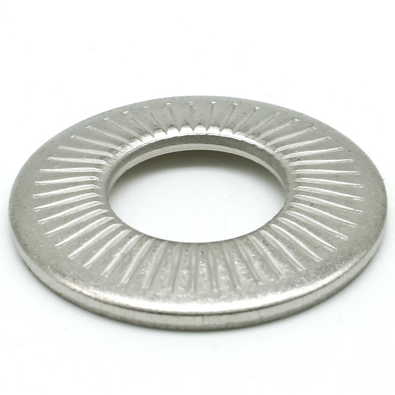304不锈钢单面花防滑垫圈 (4)