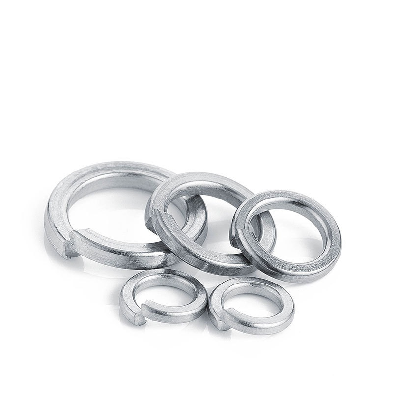 M3-M20 201 Stainless Steel Split Lock Washers