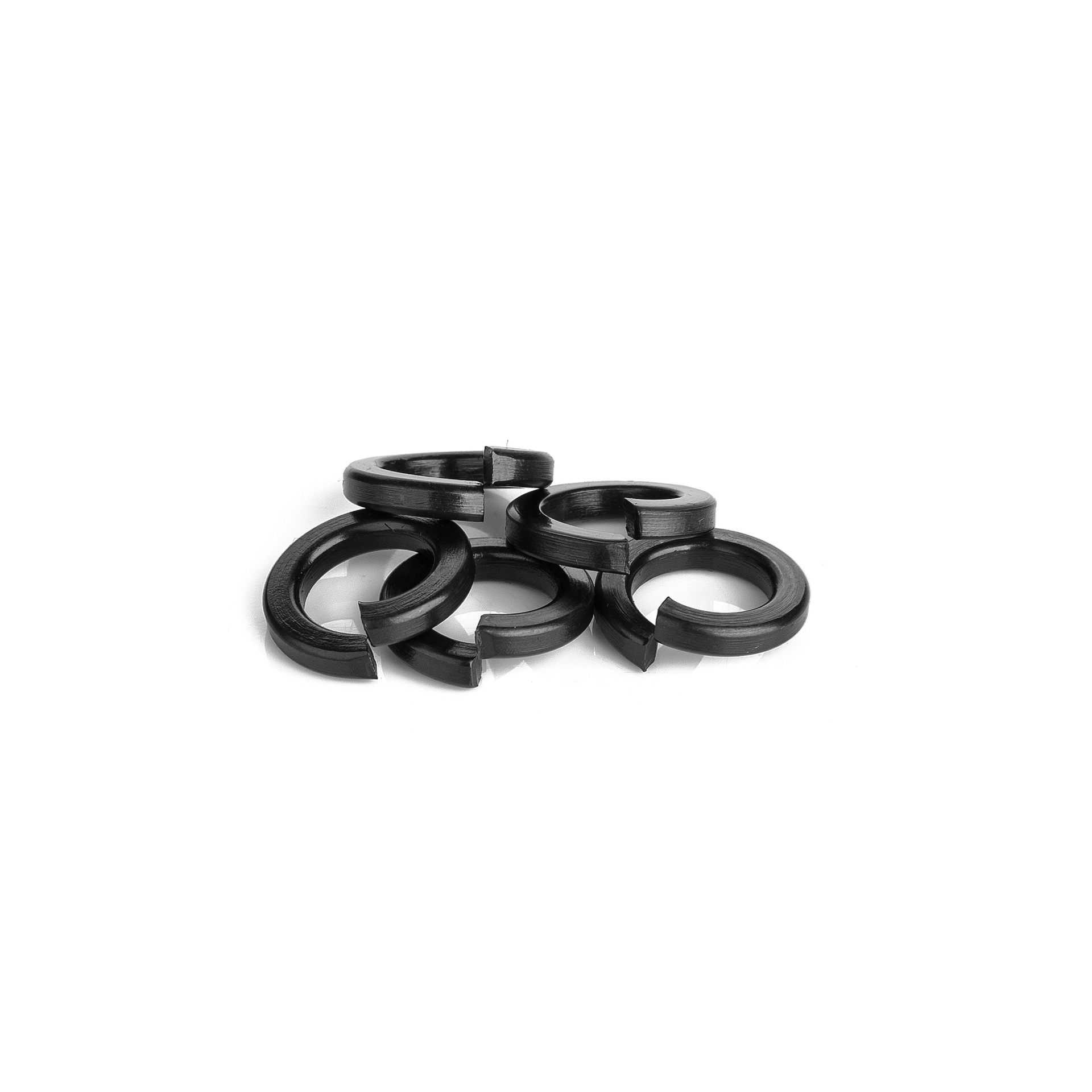 M2-M30 Grade8 Alloy Steel Split Lock Washers