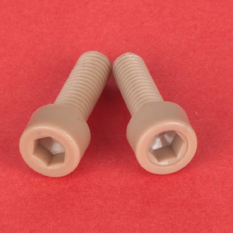 M8 PEEK Socket Head Screws