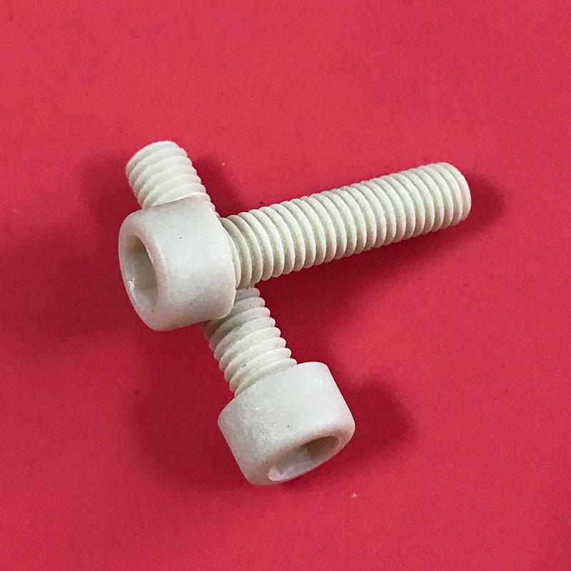 M8 PPS Socket Head Screws